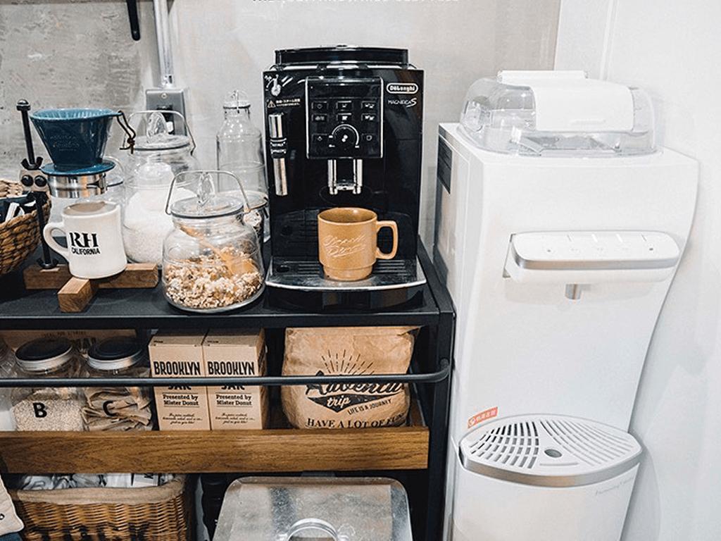 ハミングウォーター設置例①(キッチン)