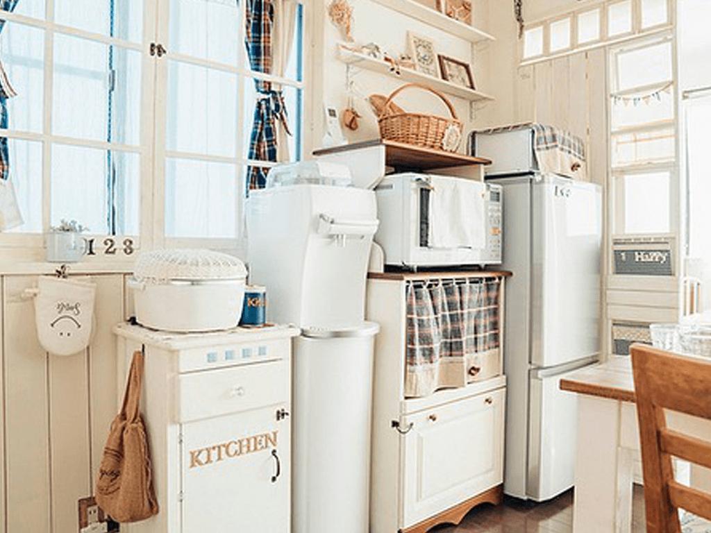 ハミングウォーター設置例②(キッチン)